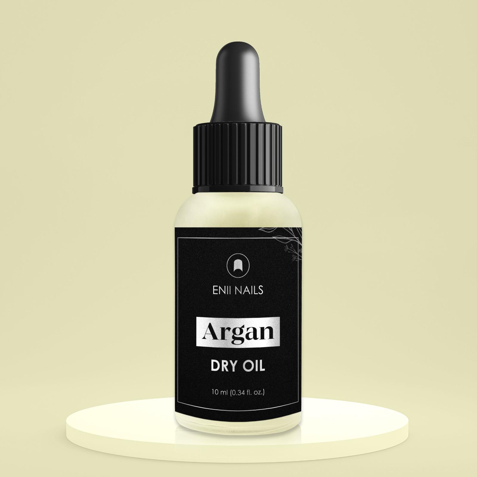 MULTI-FUNCTIONAL ARGAN DRY OIL- fruity