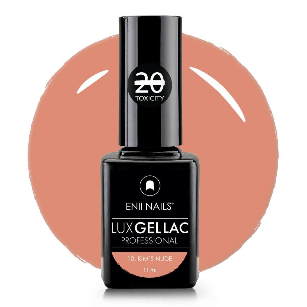 Lux Gel lac 10 Kims nude copy(1)