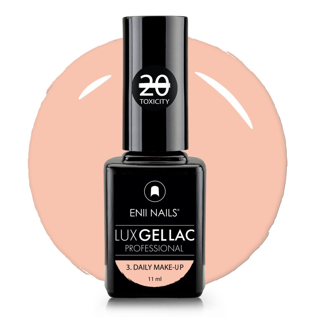 Lux Gel lac 3 daily make up
