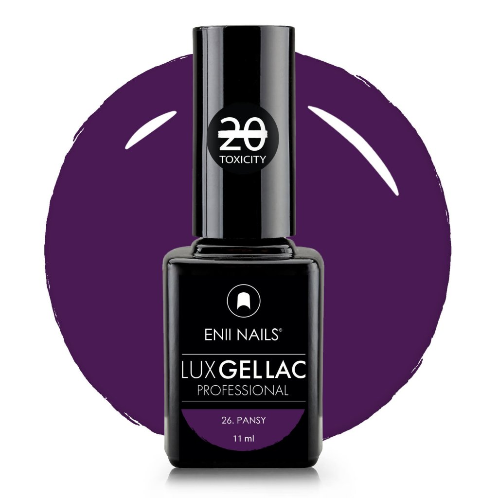 Lux Gel lac 26 Pansy