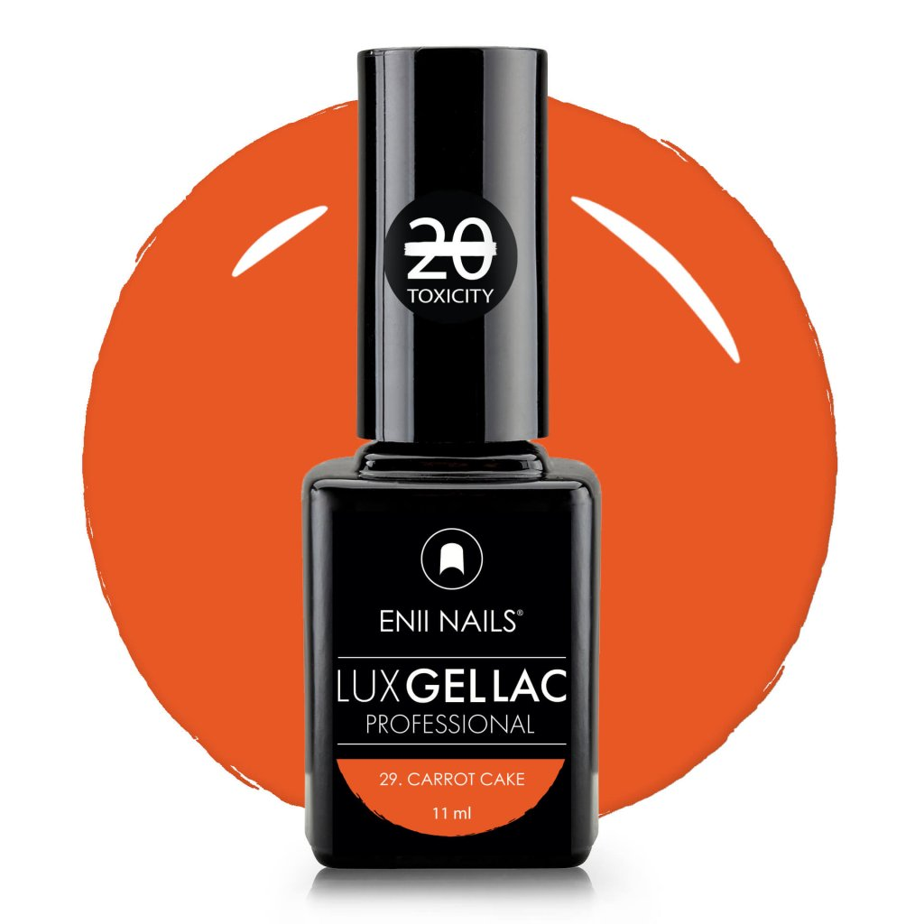 Lux Gel lac 29 Carrot cake