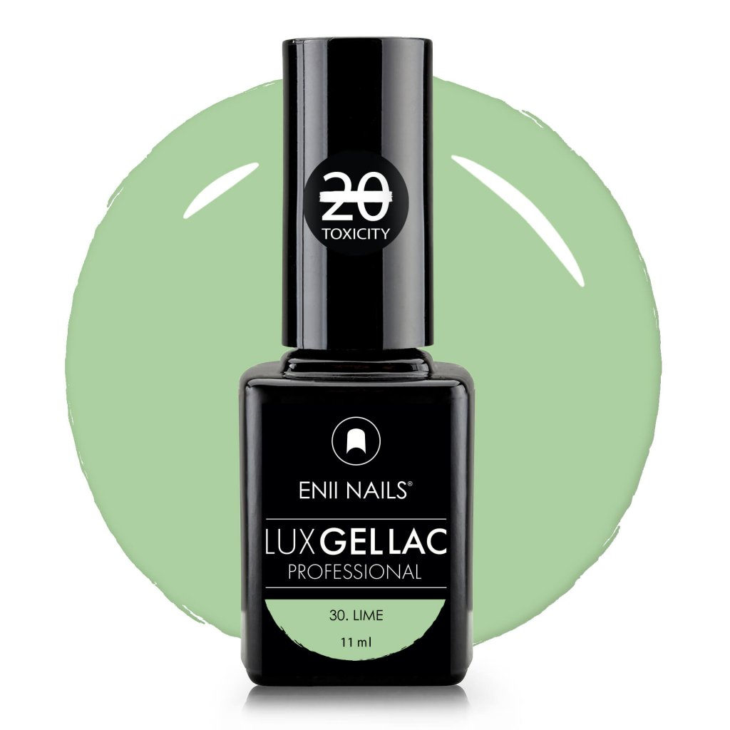 Lux Gel lac 30 Lime