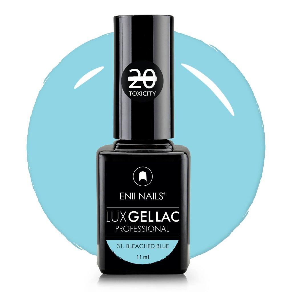 Lux Gel lac 31 Bleached Blue
