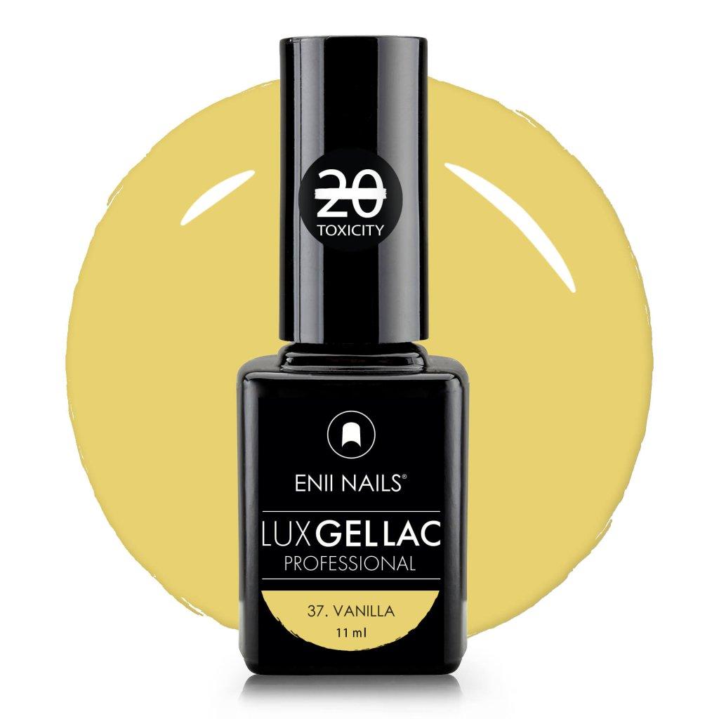 Lux Gel lac 37 Vanilla