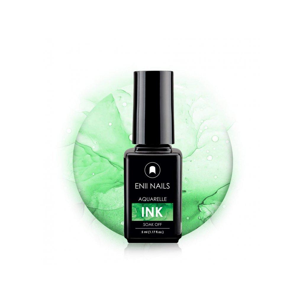 AQUARELLE INK 3. GREEN