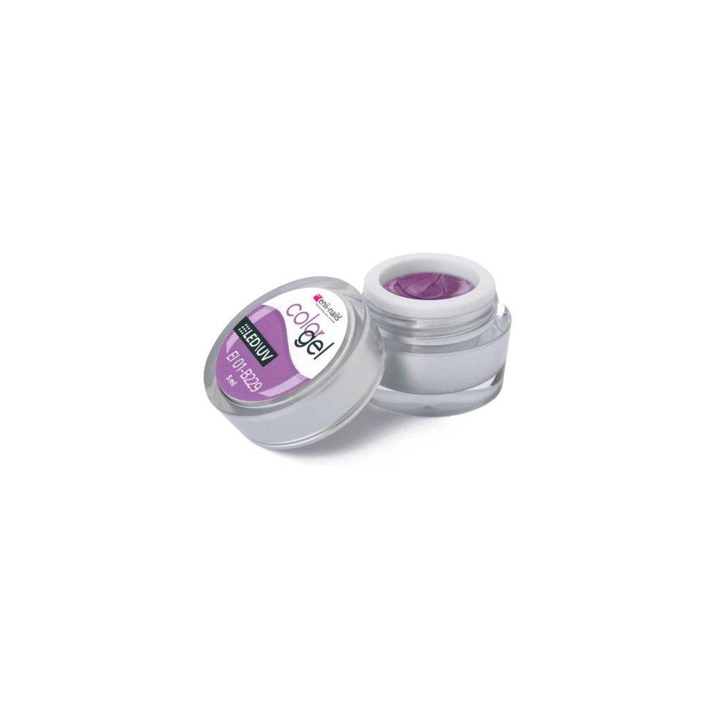 Colour uv gel 5 ml no 229