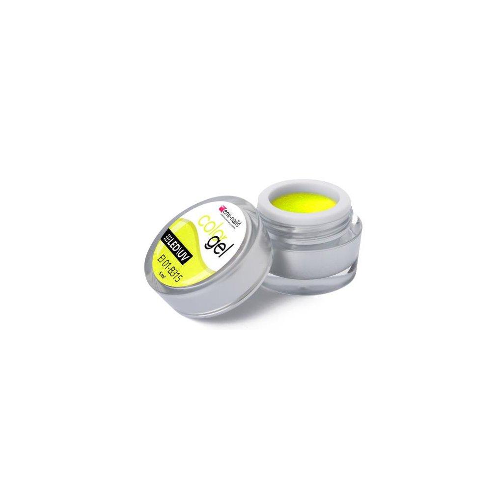 Colour uv gel 5 ml no 315