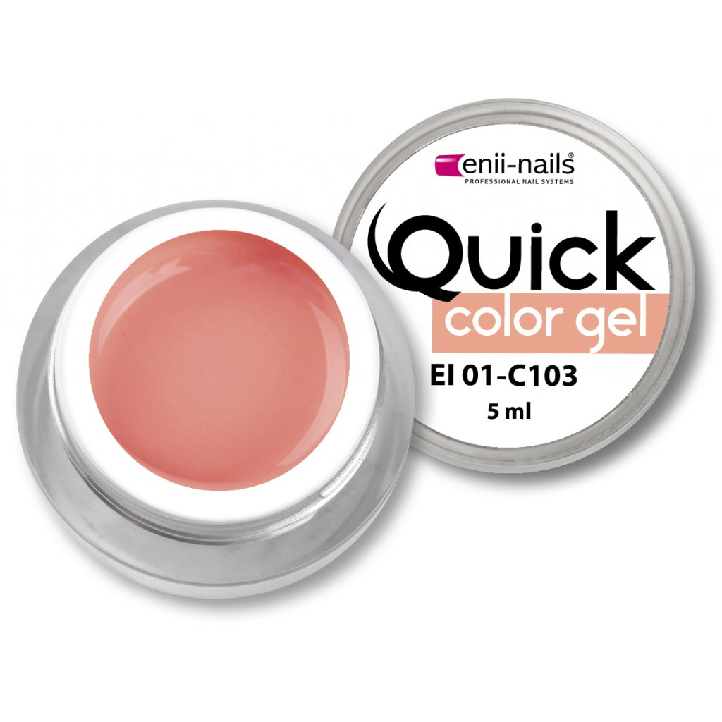 Quick colour gel 5 ml 3