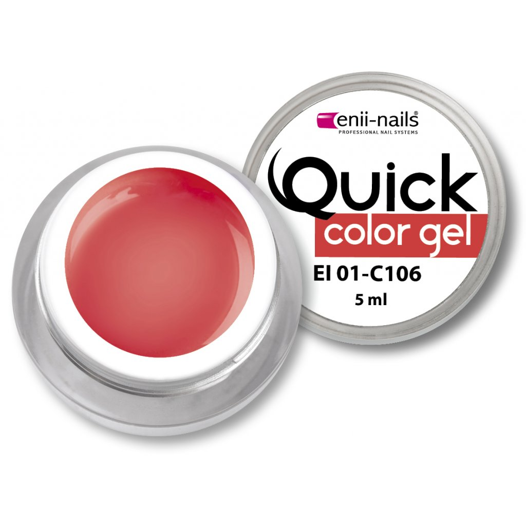 Quick colour gel 5 ml 6