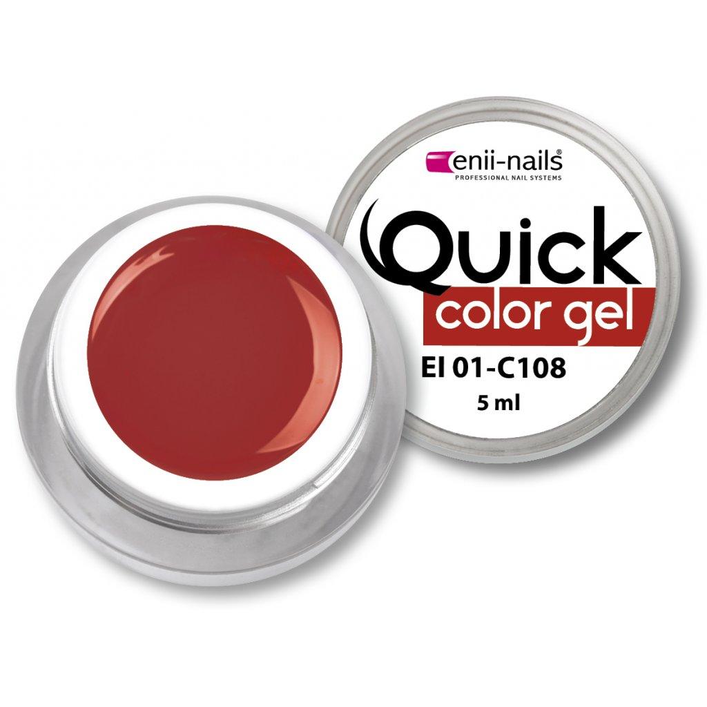 Quick colour gel 5 ml 8