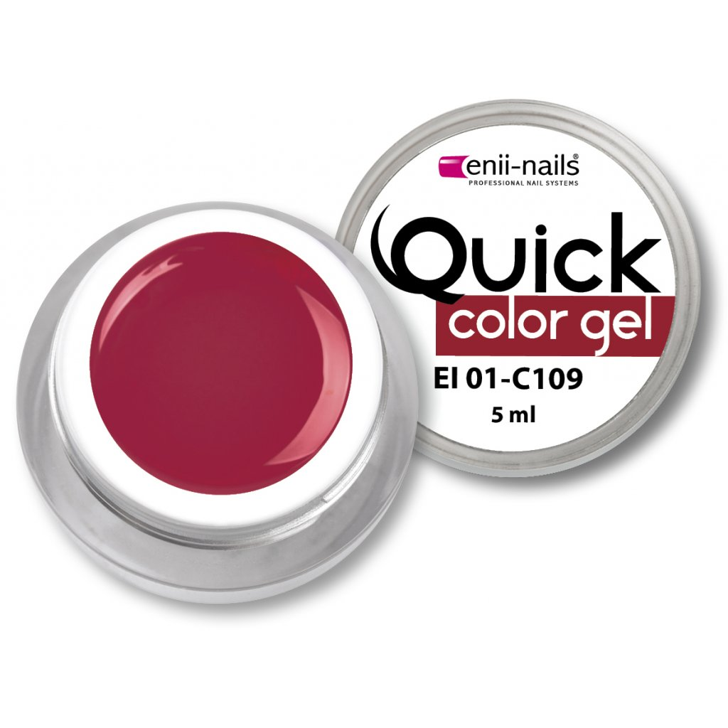 Quick colour gel 5 ml 9