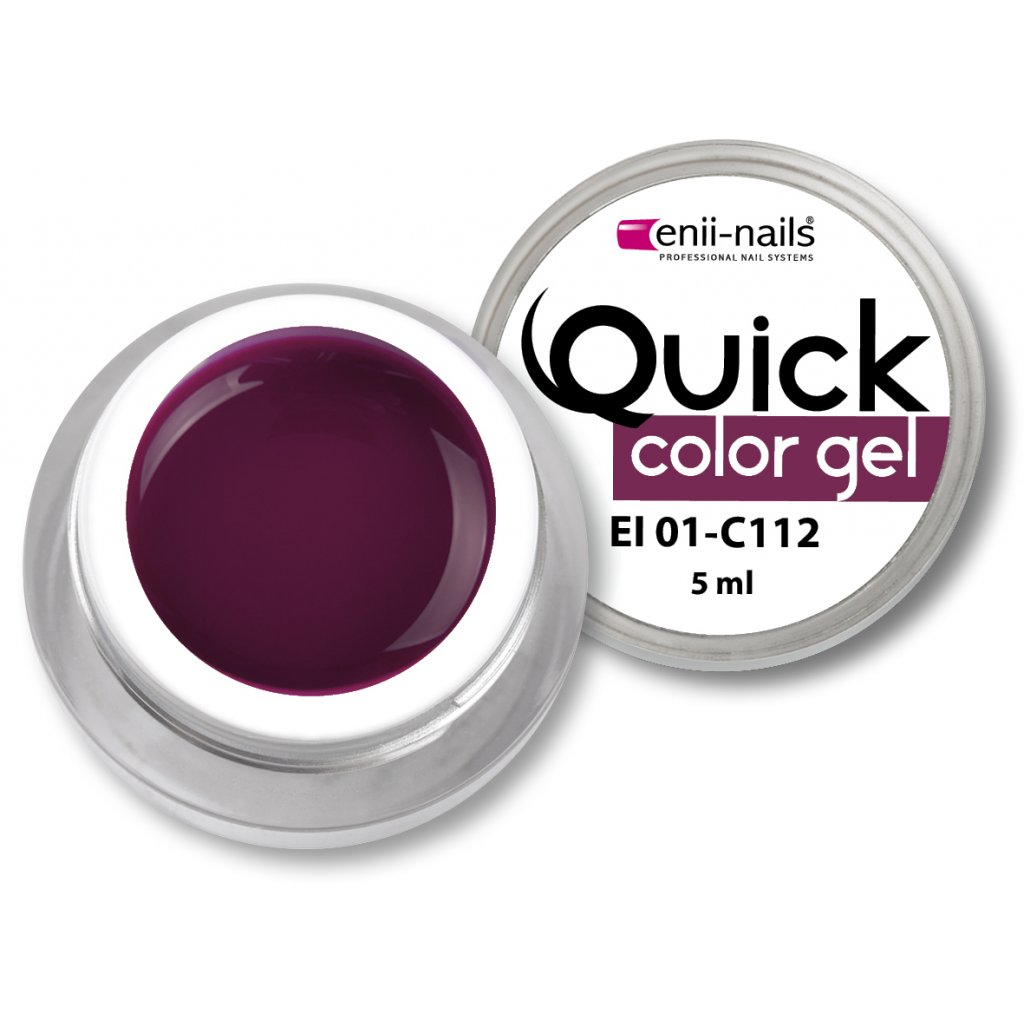 Quick colour gel 5 ml 12