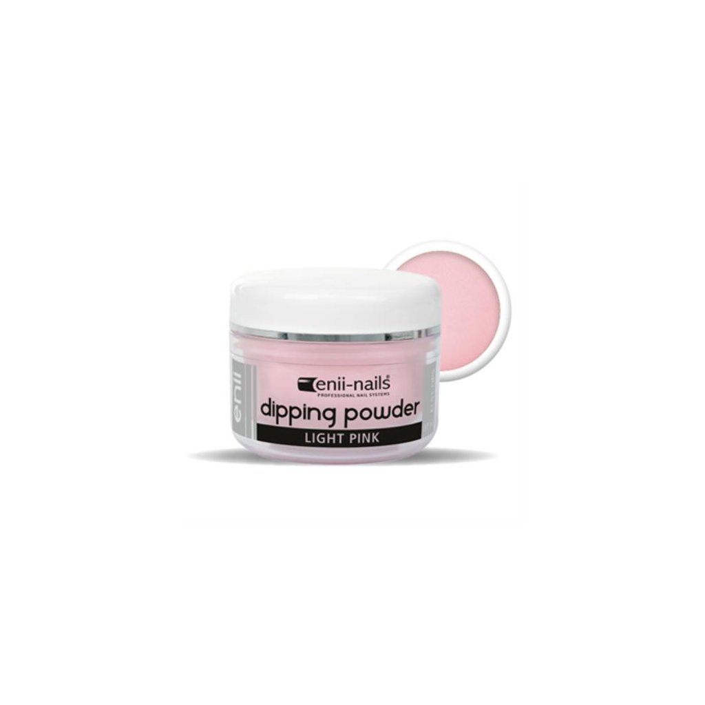 Enii dipping powder light pink 30 ml