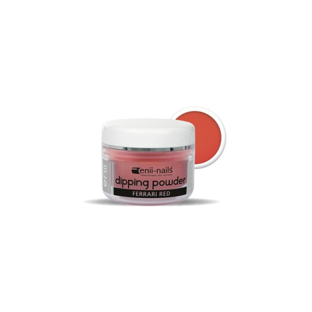 Enii dipping powder ferrari red 30 ml