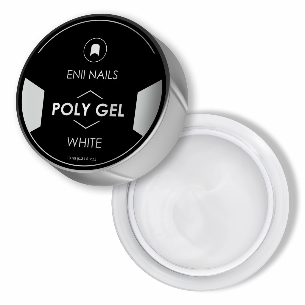 Poly Gel White