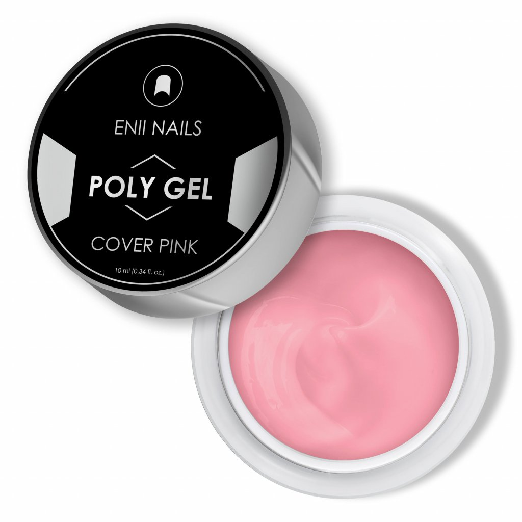 Poly Gel Cover Pink