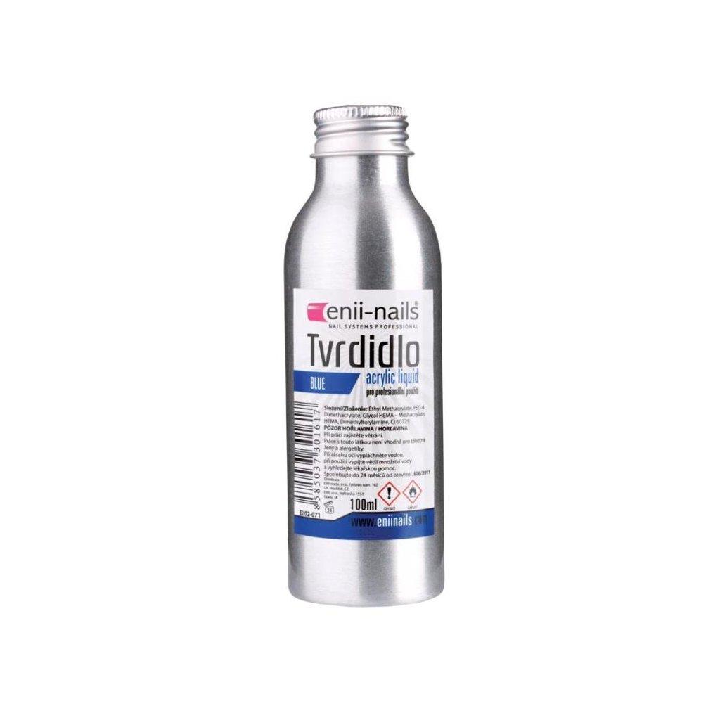 Hardener liquid blue 100 ml
