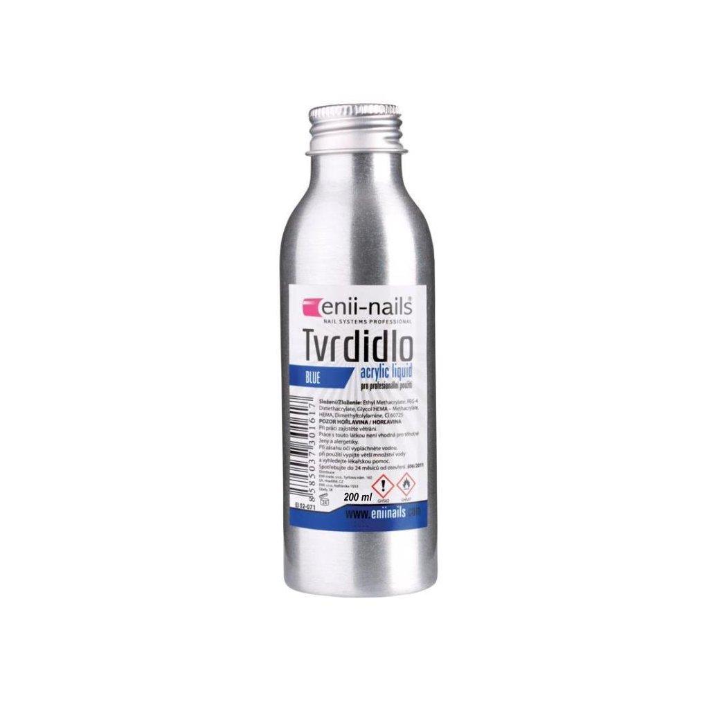 Hardener liquid blue 200 ml
