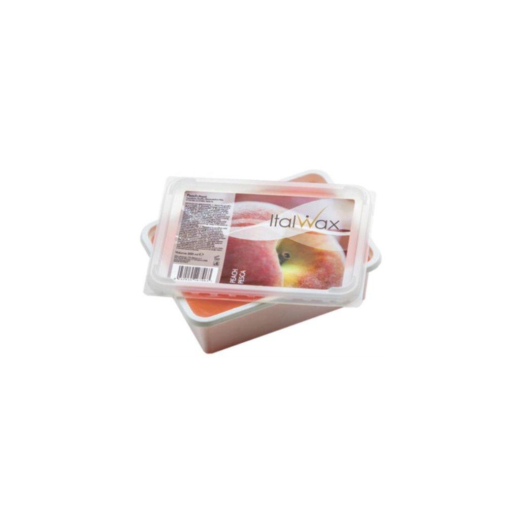 Paraffin wax peach 500 ml