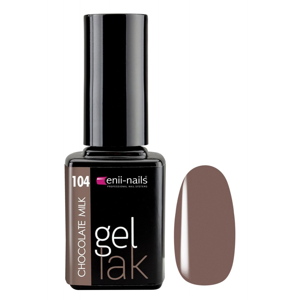 Gel polish 104. chocolate milk 11 ml