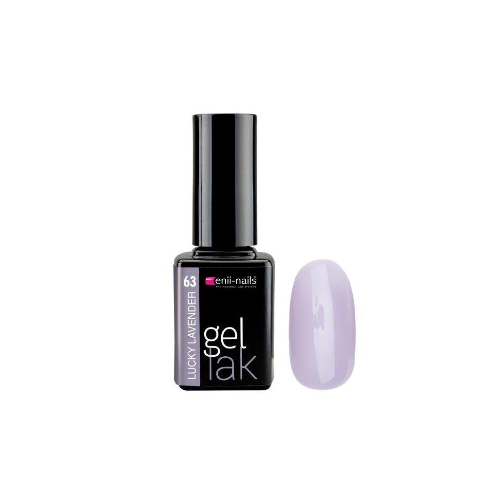 Gel polish 63. lucky lavender 11 ml