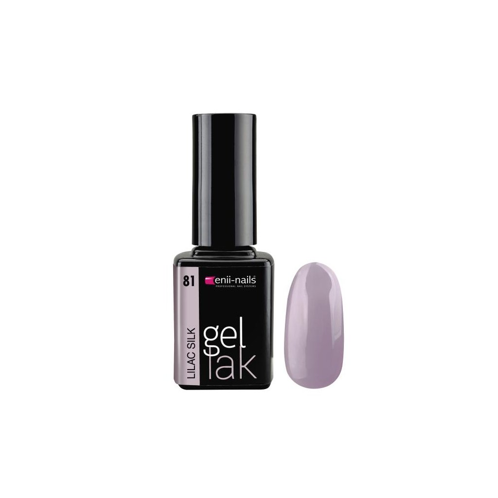 Gel polish 81. lilac silk 11 ml