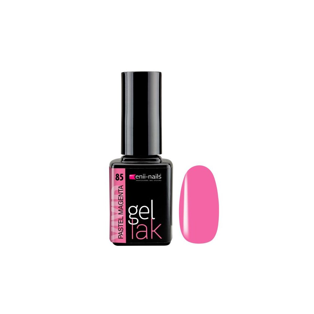 Gel polish 85. pastel magenta 11 ml