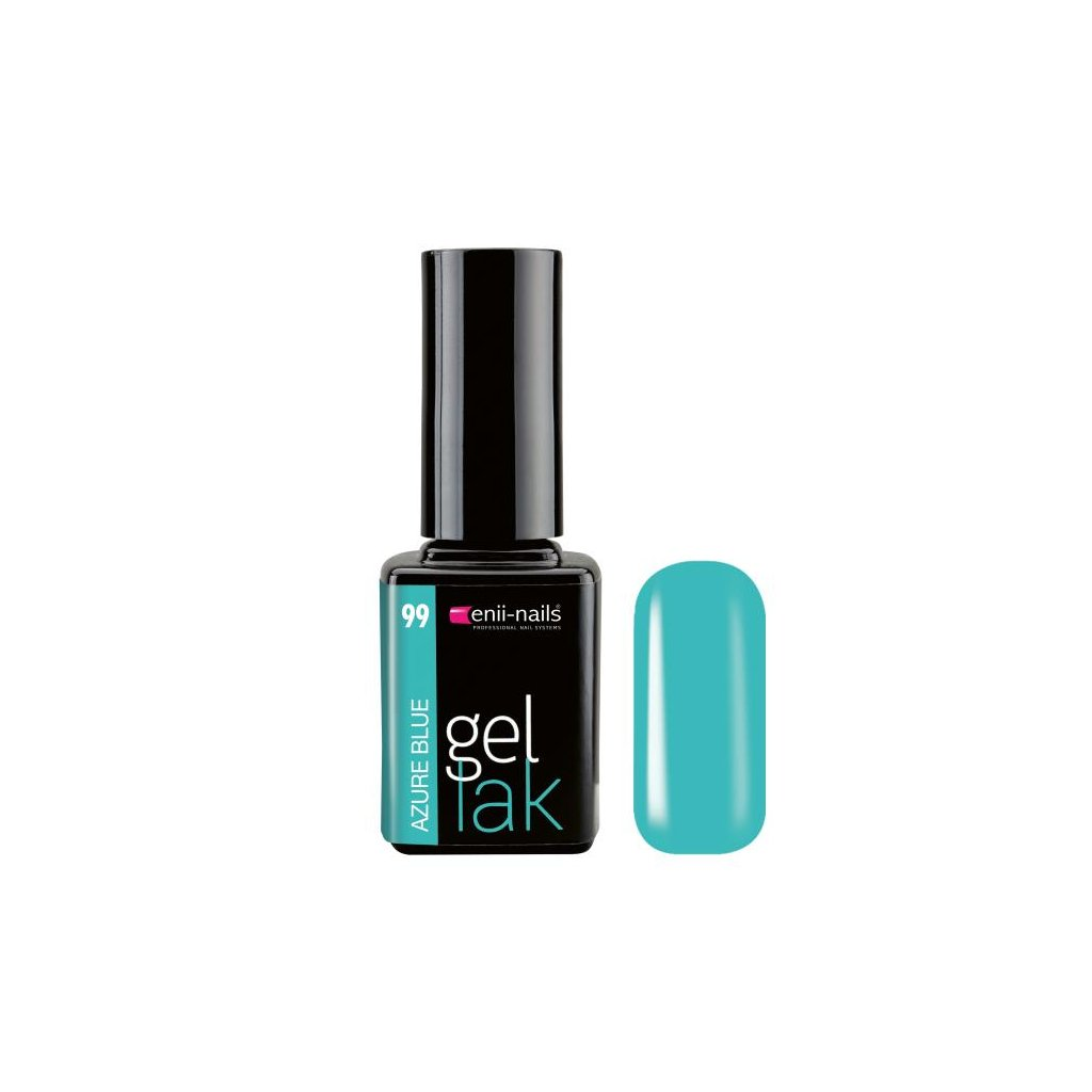 Gel polish azure blue 11 ml