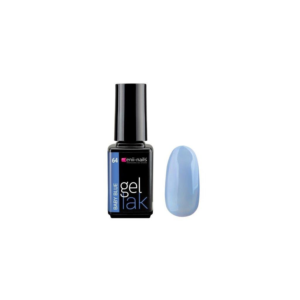 Gel polish 64. baby blue 5 ml