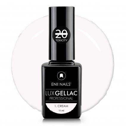 Lux Gel lac 1 cream