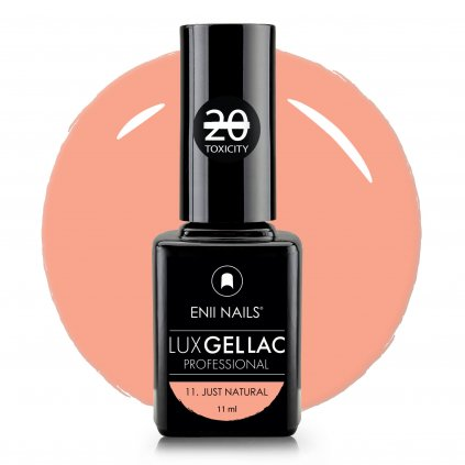 Lux gel lac 11 just natural