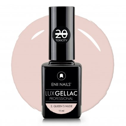 Lux Gel lac 2 queeens nude