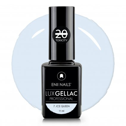 Lux Gel lac 7 Ice Queen