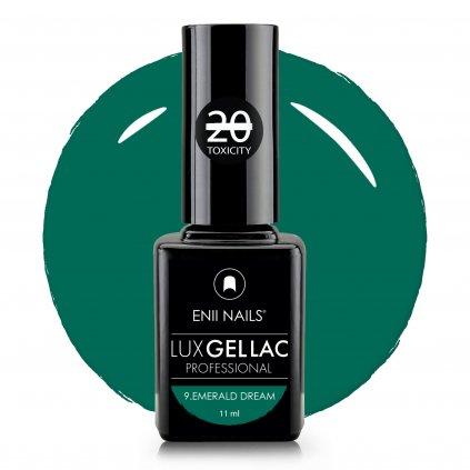 Lux Gel lac 9 Emerald Dream2