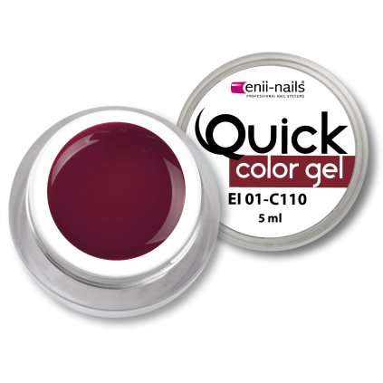 Quick colour gel 5 ml 10
