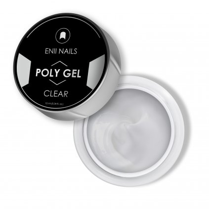 Enii poly gel clear 10 ml
