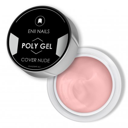 Enii poly gel cover nude 10 ml