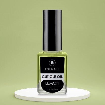 Cuticle oil lemon 11 ml