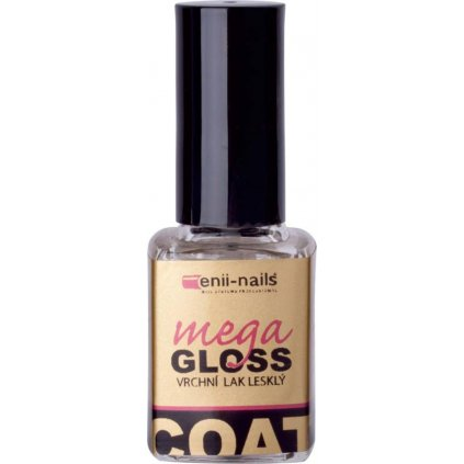 Mega gloss top coat 11 ml