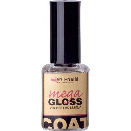 Mega gloss top coat 11 ml