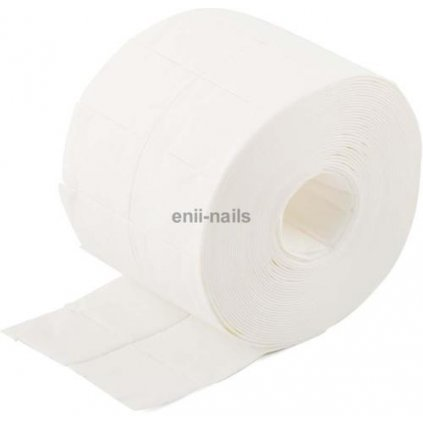 Nail wipes roll 500 pads