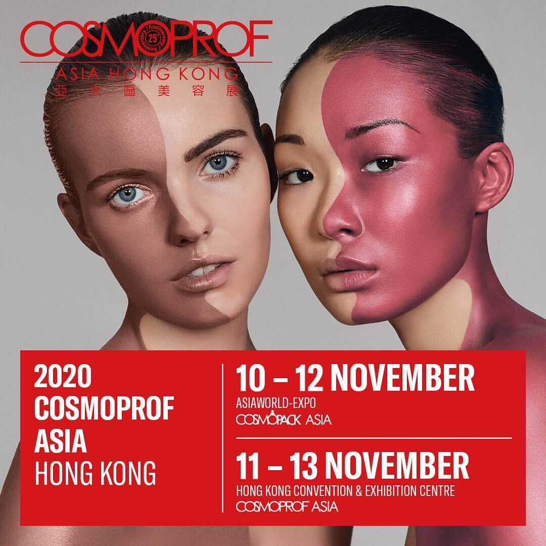 ENII NAILS NA COSMOPROF ASIA