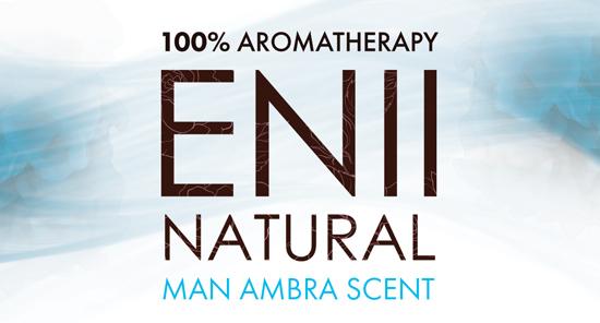 NATURAL MAN CEDR & AMBRA SCENT