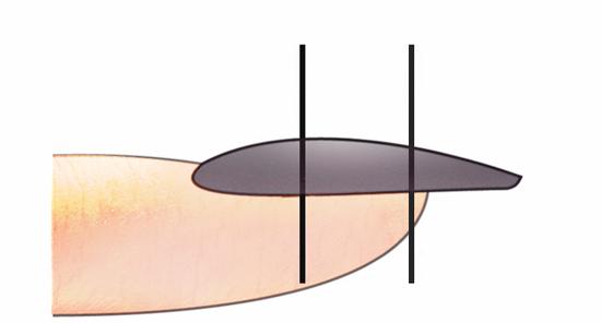 Problematika a časté chyby při modelaci nehtů gelem