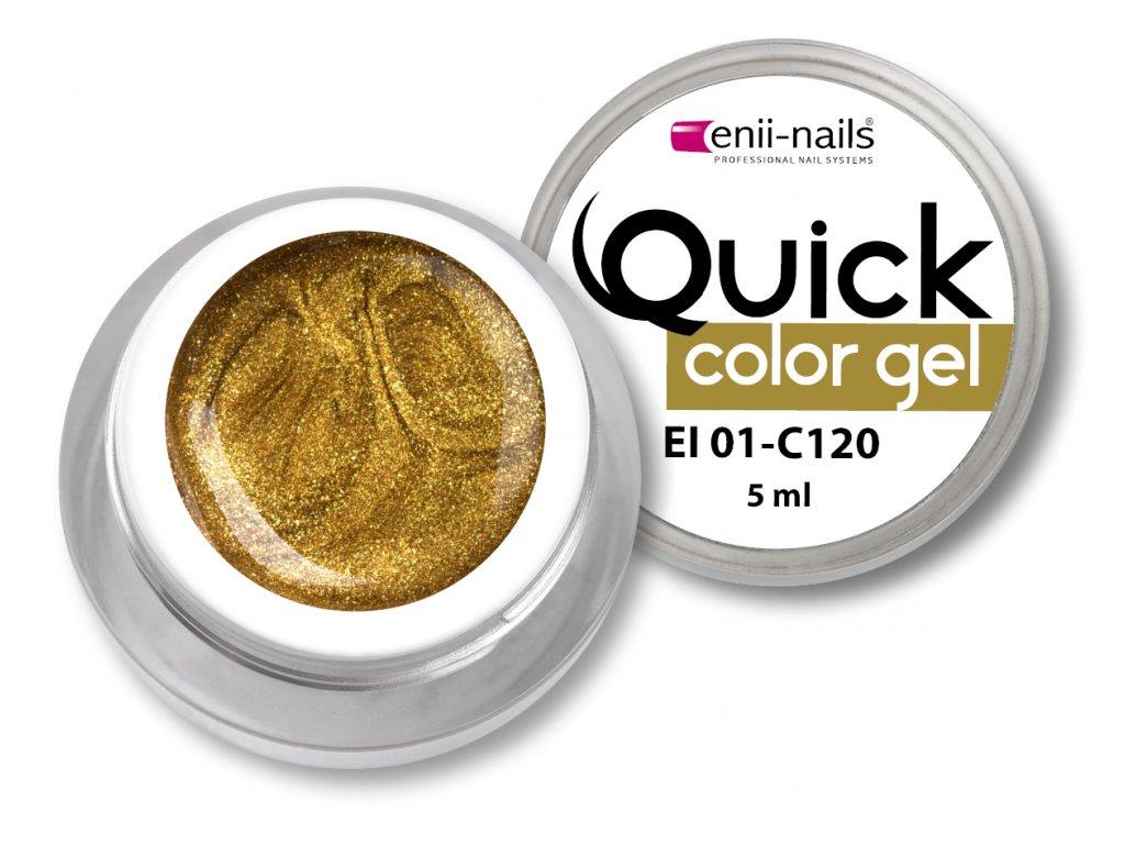 Quick Color Gel č.120 5 ml