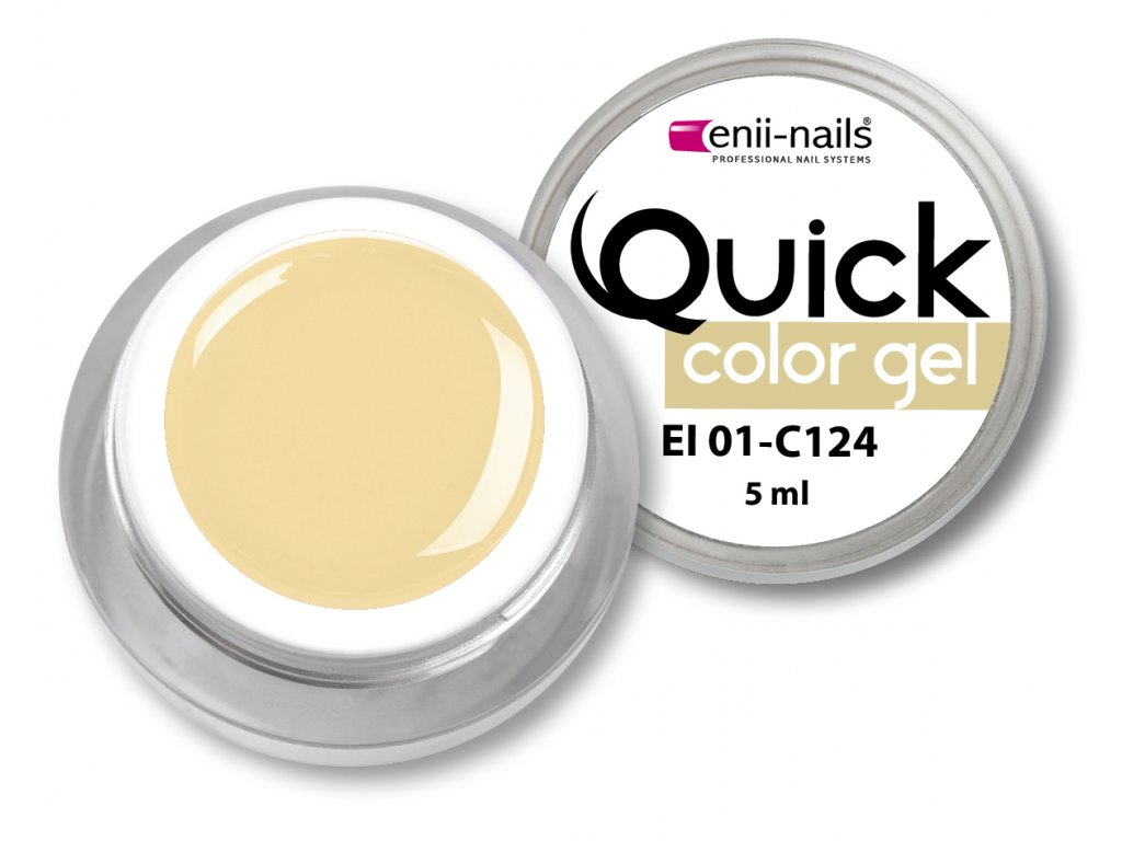 Quick Color Gel č.124 5 ml