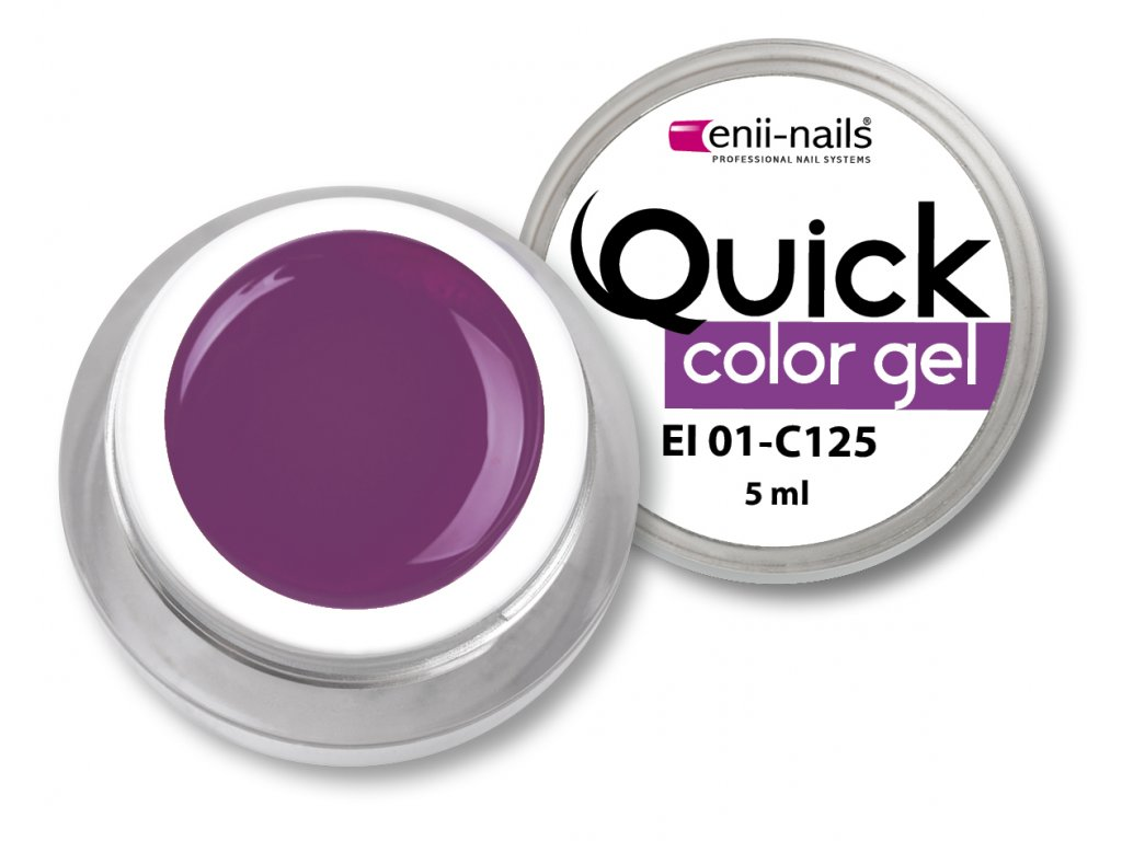 Quick Color Gel č.125 5 ml