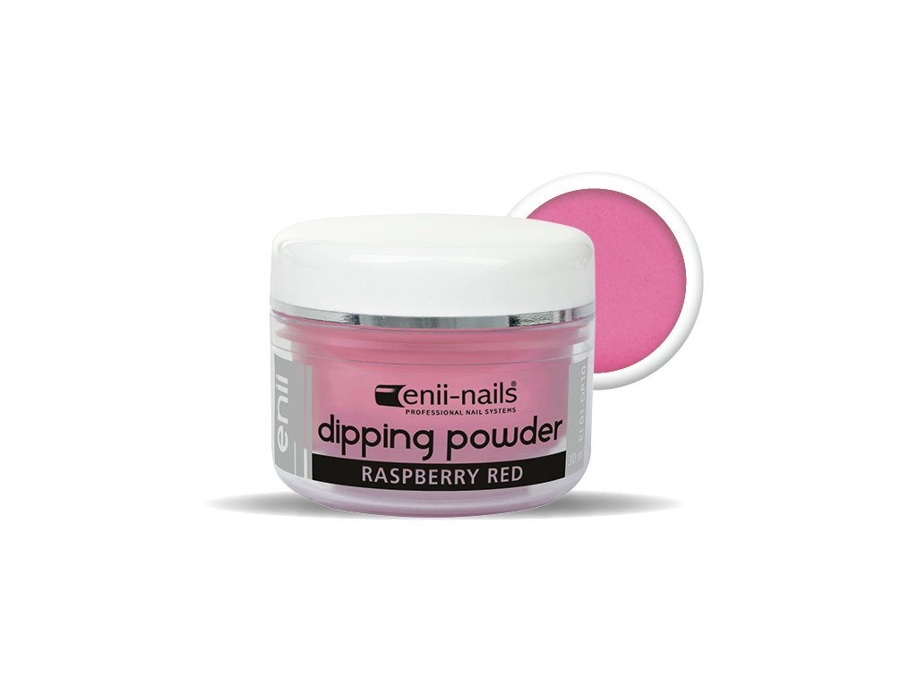 ENII DIPPING POWDER - raspberry red 30 ml
