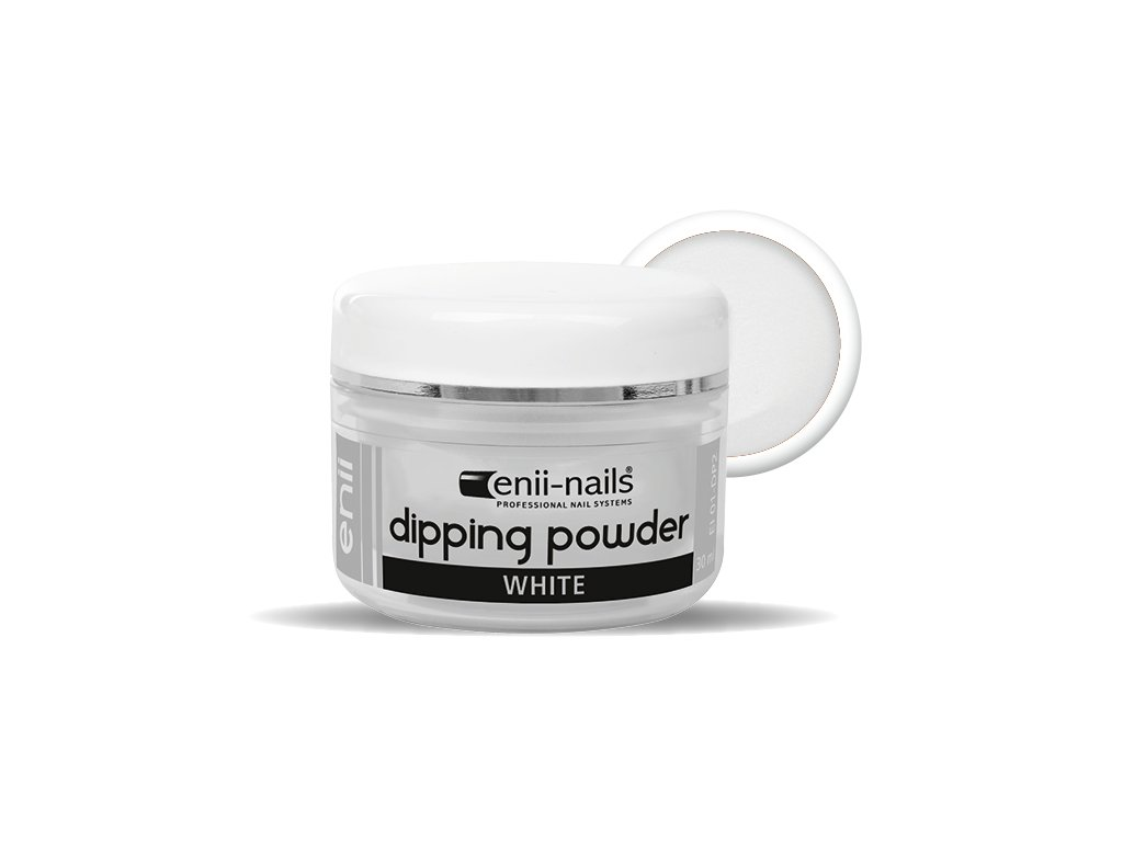 ENII DIPPING POWDER - white 30 ml