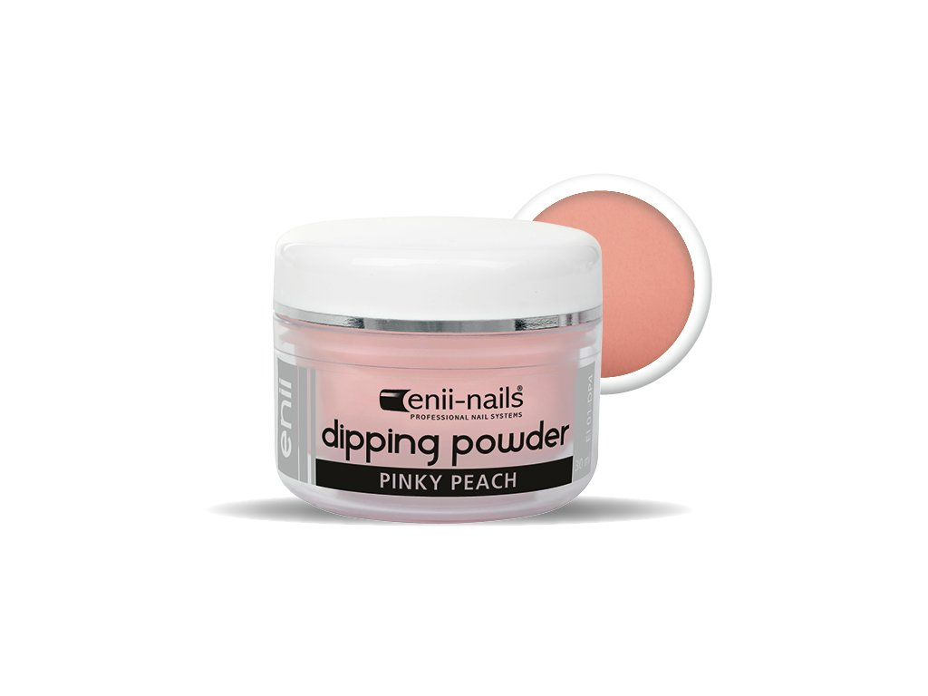 ENII DIPPING POWDER - pinky peach 30 ml